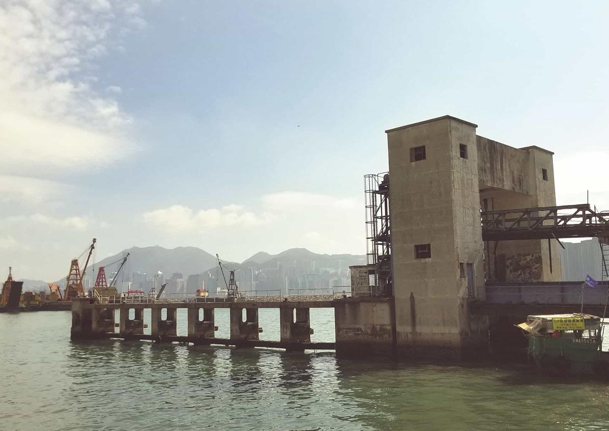 九龙城汽车渡轮码头
